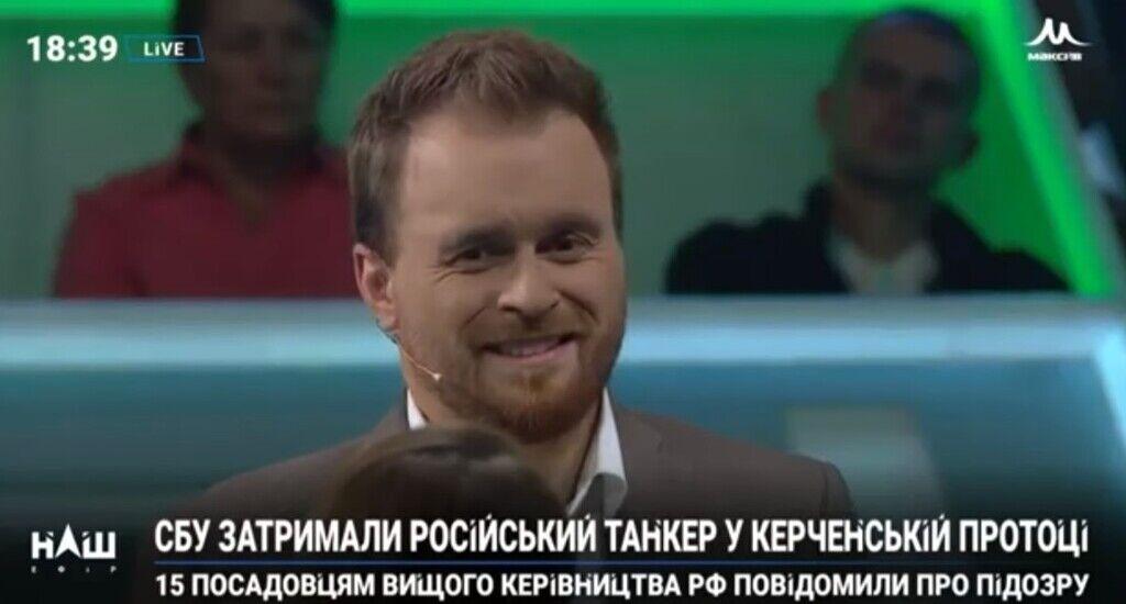 Арестович зчепився з українським ведучим, який не вважає Росію терористом, відео