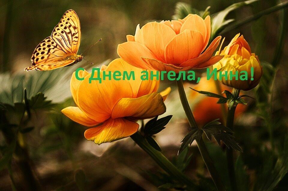 Поздравления с Днем ангела Инны: картинки, открытки