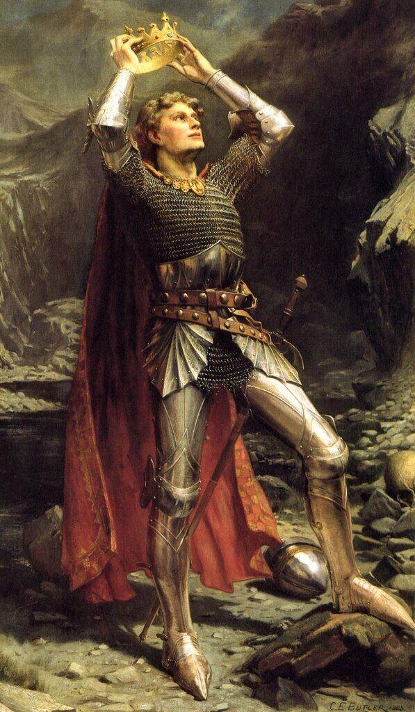 Как выглядит Король Артур, которого уволил Зеленский, фото