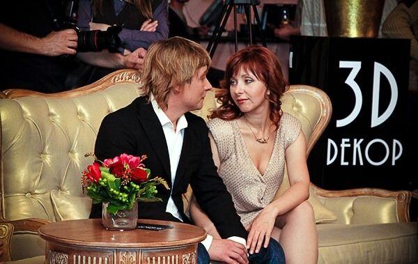 Сергій і Наталя Казаріни