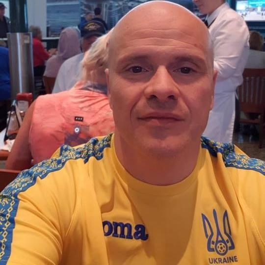 Хто такий Михайло Радуцький і як він потрапив в расистський скандал, фото