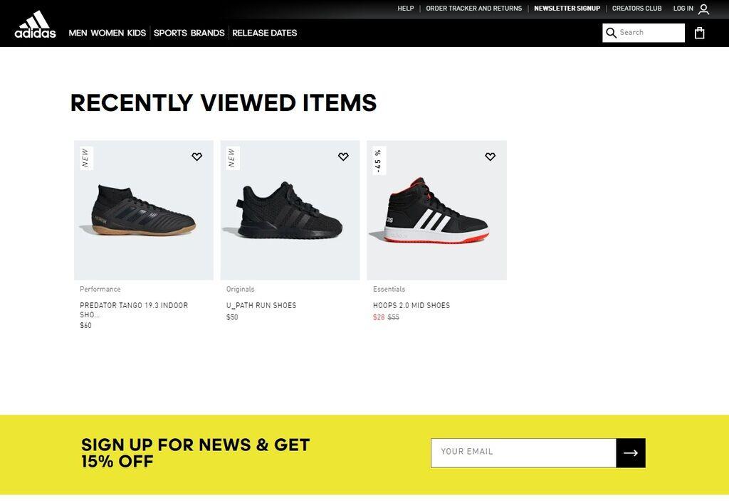 Адідас не дарує 3000 пар взуття: а яка є акція насправді