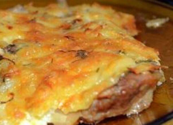 Что приготовить на ужин из мяса