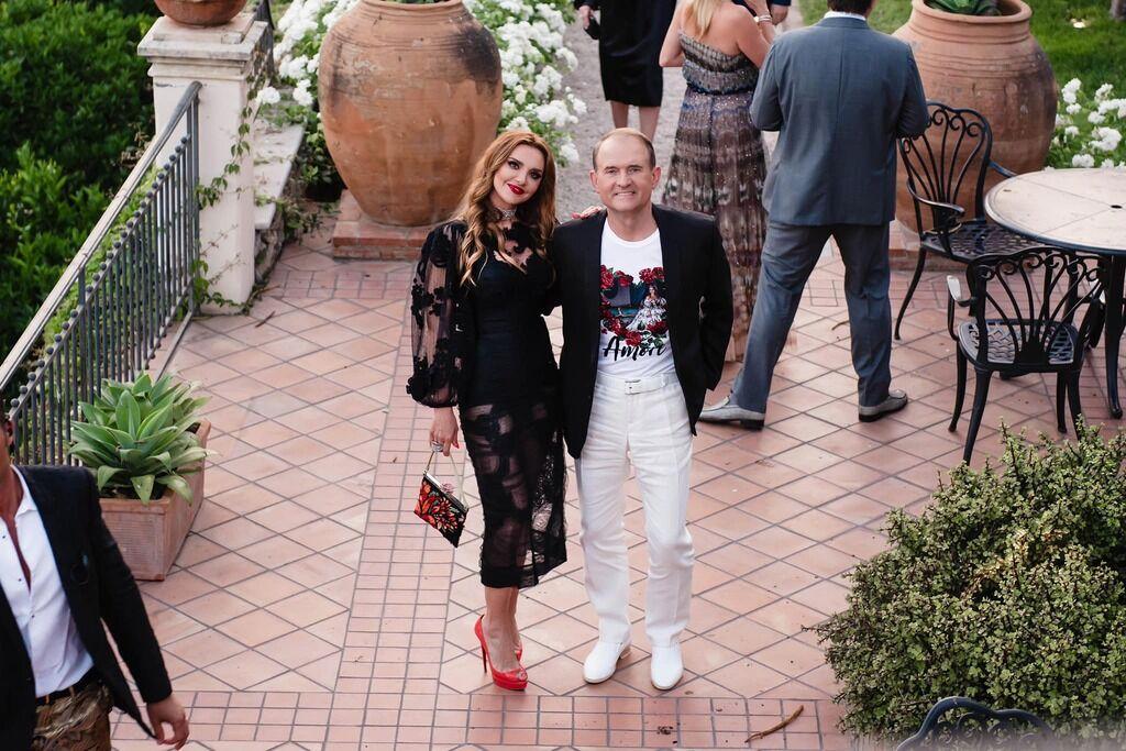 Оксана Марченко станцевала в прозрачном платье