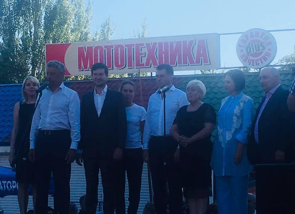 Шабаш партії ОПЗЖ в Слов'янську жахнув журналістку