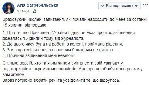 """""""Вступив в лайно"""": хто така Агія Загребельська і кого Зеленський розлютив, звільнивши її, фото"""