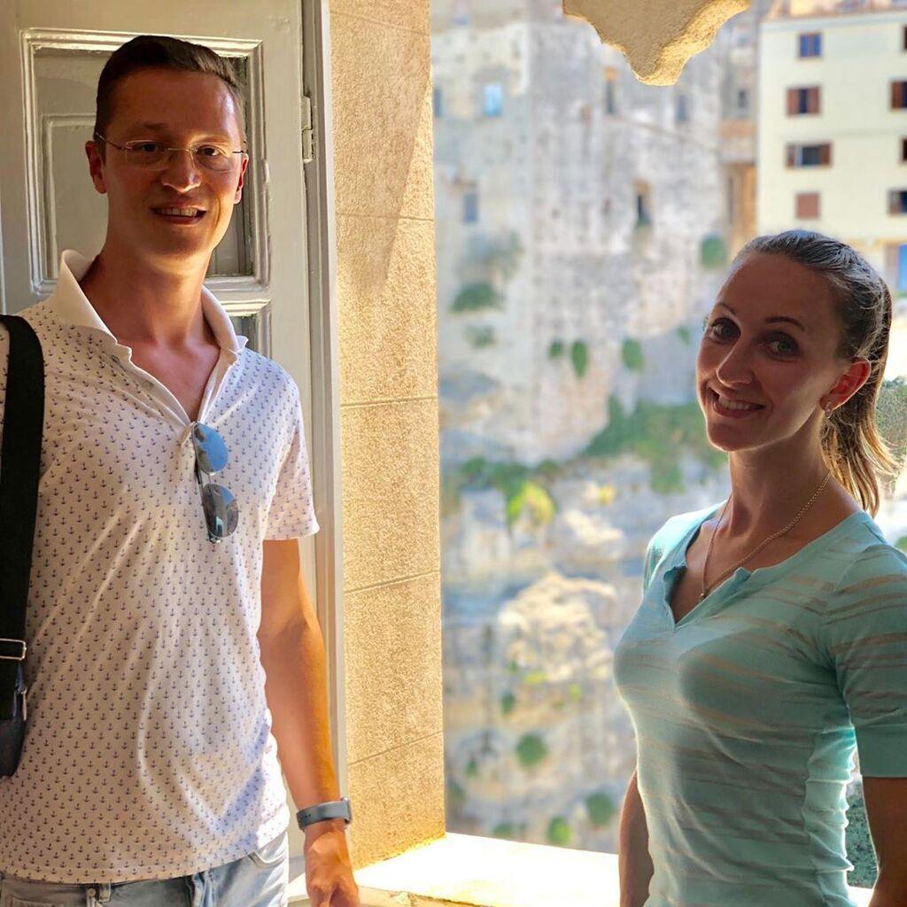 Светлана Исакова и Владимир Поляков
