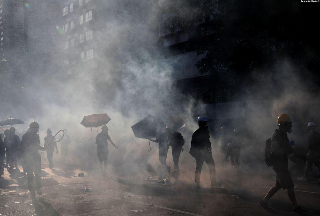 Гонконг: что происходит в Китае, шокирующие фото и видео