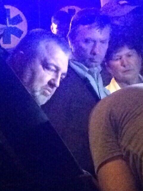 Юрия Грымчака задержали