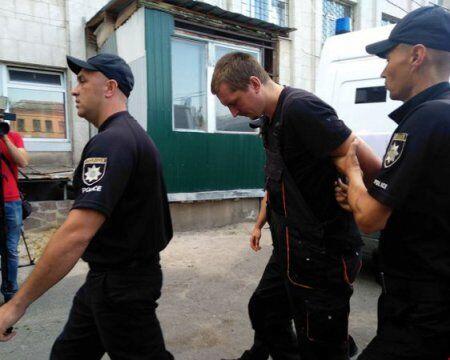 Николай Середницкий: убийца школьницы Дианы Хриненко на фото и видео