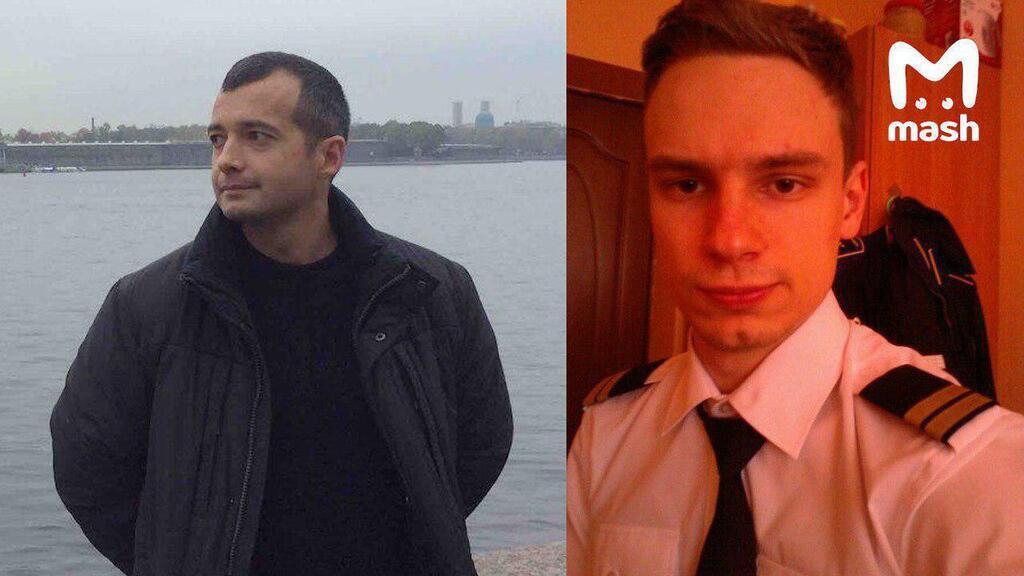 Дамір Юсупов і Георгій Мурзін