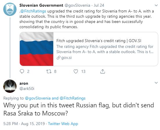 """В Словении """"посол"""" Раша Срака вызвала недоумение и издевки над Россией"""