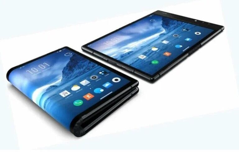 Складные смартфоны: много слухов, но мало анонсов