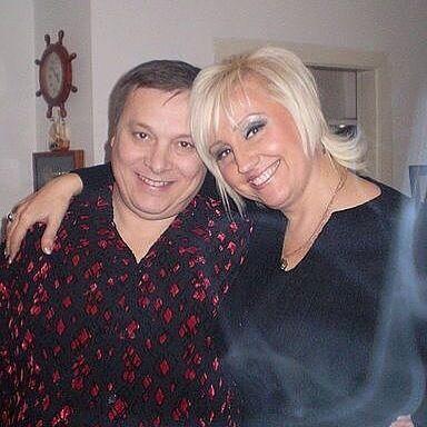 Андрей Разин и Нина Кирсо