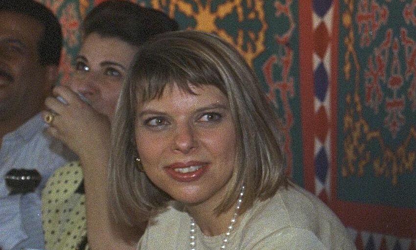 Як виглядала дружина Беньяміна Нетаньягу Сара в молодості: фото