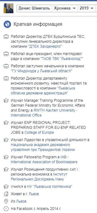 Кто такой Денис Шмигаль и кем его назначил Зеленский, фото