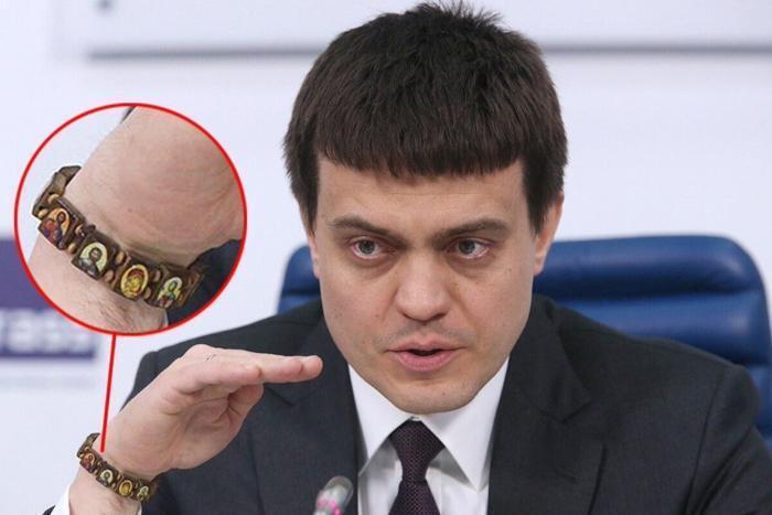 Міністр науки і освіти РФ Михайло Котюков став посміховиськом, фото