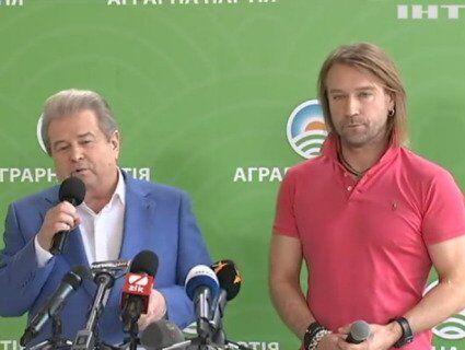 Олег Винник стал жертвой шутников и вошел из-за этого в историю