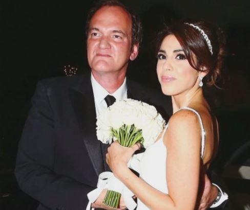 Даніела Пік: що відомо про майбутню матір першої дитини Квентіна Тарантіно, відео та фото