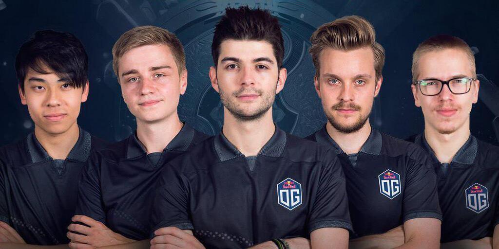 Как OG выиграла The International 2019 и кто из украинцев туда входил, видео