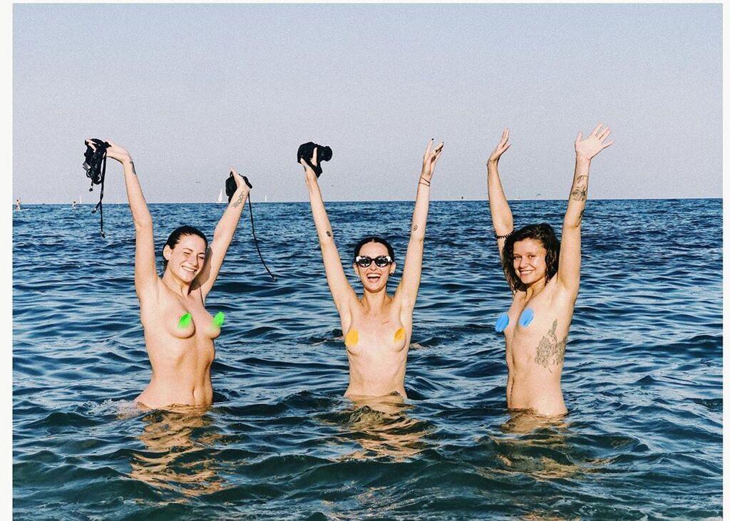Аліна Паш: голі фото скандальної співачки