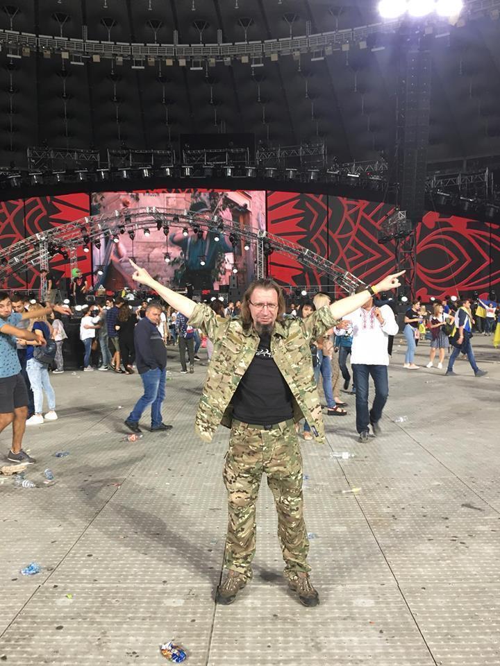 Кто такой Сергей Литвинов и что с ним случилось в Киеве