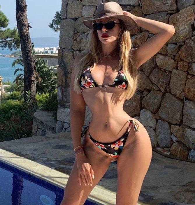 """""""Попа як у Кім"""": Леся Никитюк налякала шанувальників величезною дупою, фото"""
