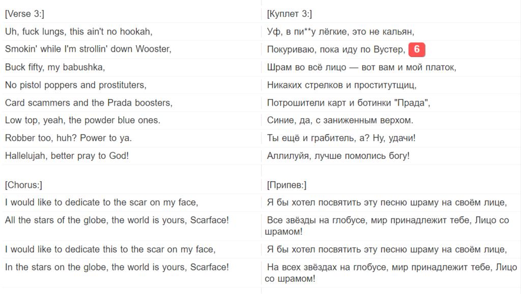 Babushka Boi: переклад на російську, скачати пісню ASAP Rocky