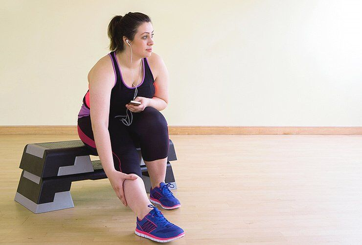 Як швидко схуднути в ногах і животі