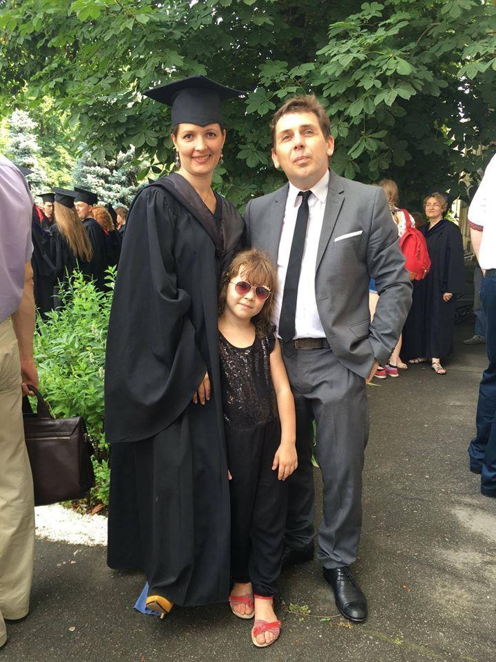 Як Зоряна Черненко стала Скалецькою, фото