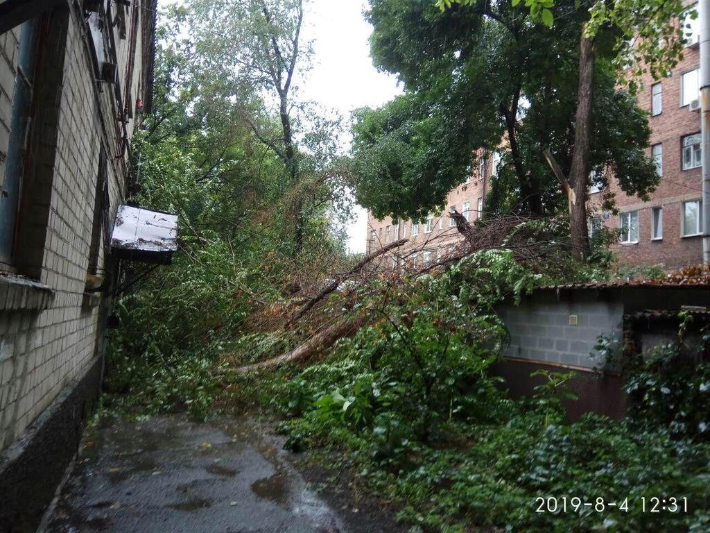 Погода в Днепре: фото и видео последствий ливня, прогноз на ближайшее время