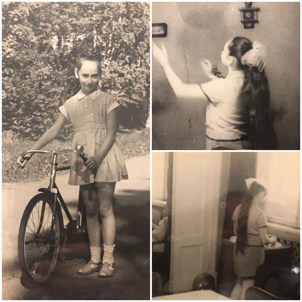Якою Алла Вербер була в молодості, фото