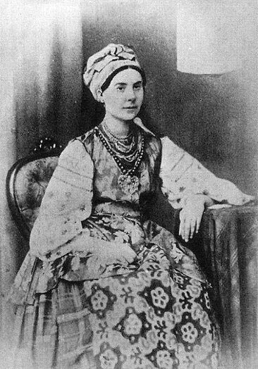 Пантелеймон Кулиш имел знаменитую любовницу, фото