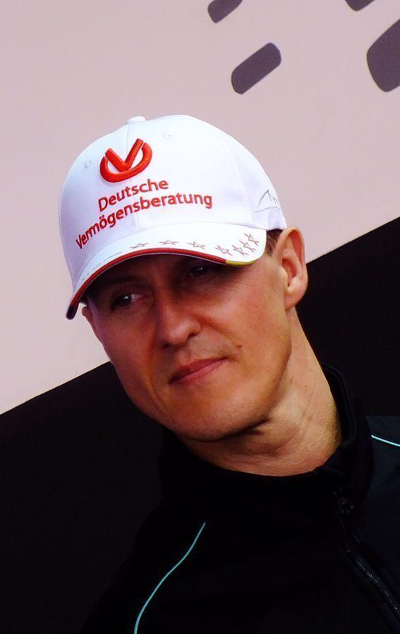 Міхаель Шумахер