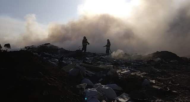 Запах гари, дыма и вонь в Киеве: что горит