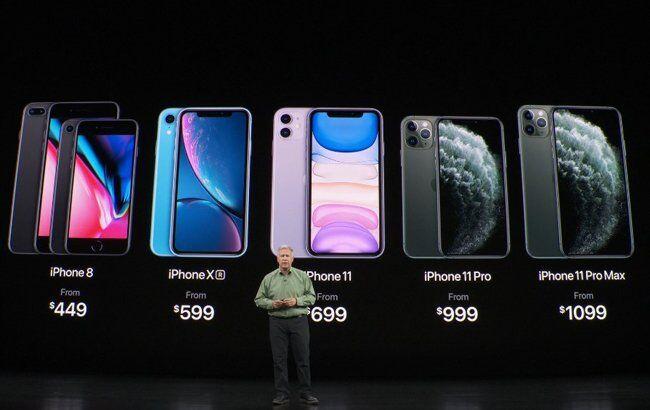Новий iPhone 11 Pro Max: ціна в гривнях, характеристики, де можна купити в Україні