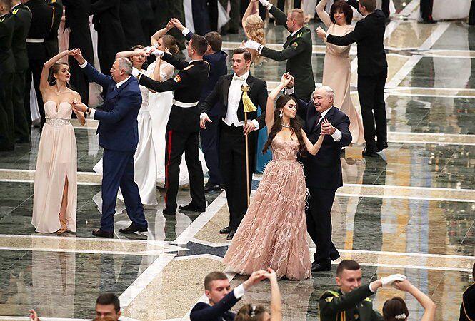 Хто така Марія Василевич та що у неї з Лукашенком, фото