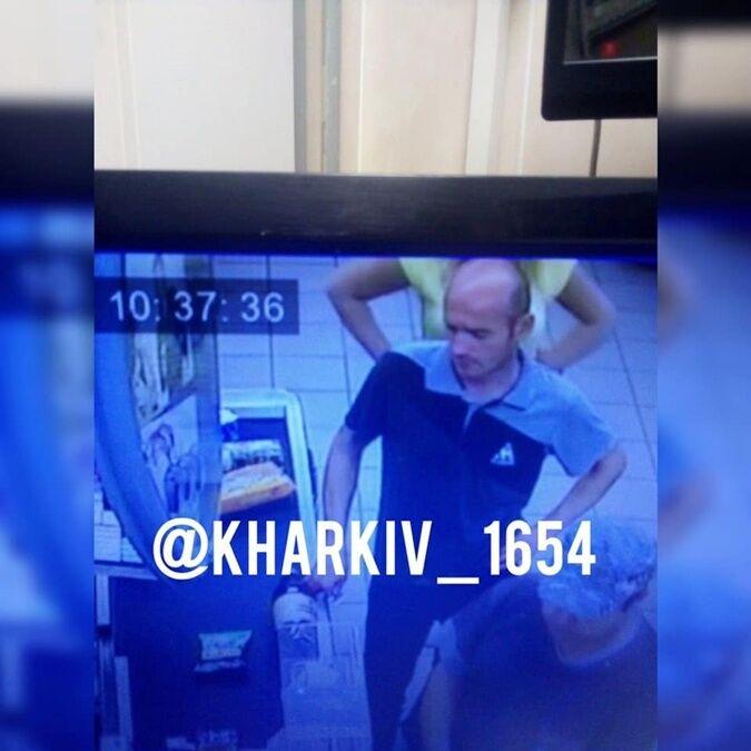 В Харькове по фото ищут педофила, который несколько часов насиловал ребенка