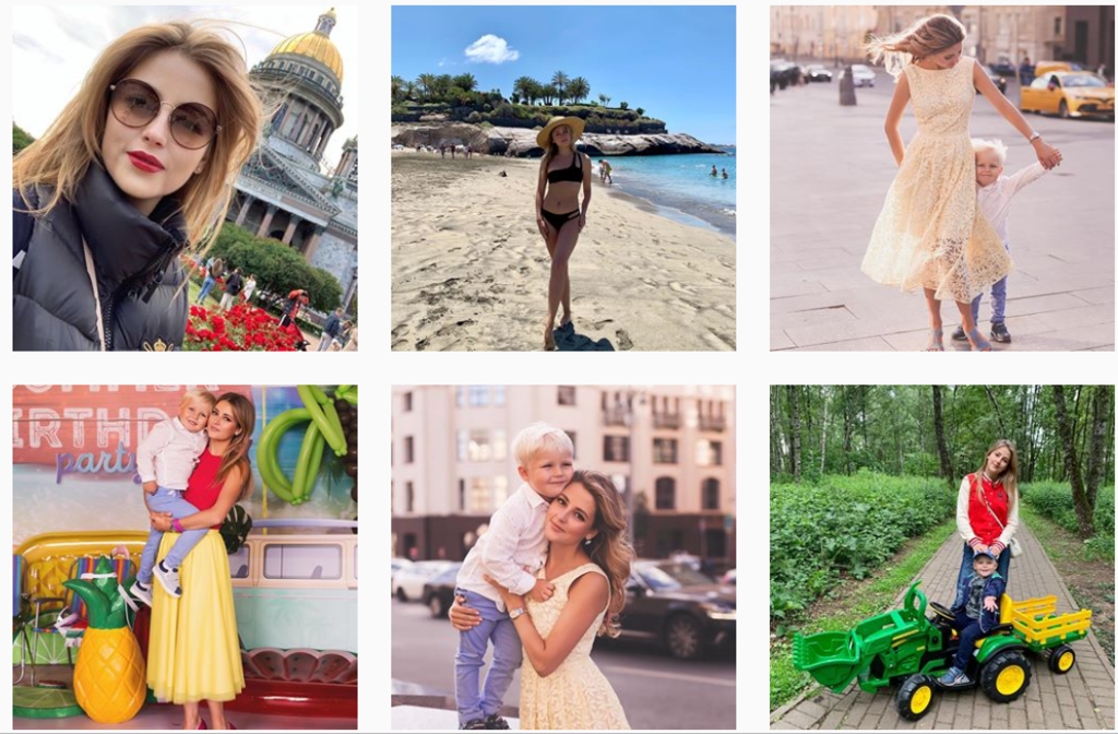 """Что """"капитанша"""" Анна Михайловская постит в Инстаграм, ее голые фото"""
