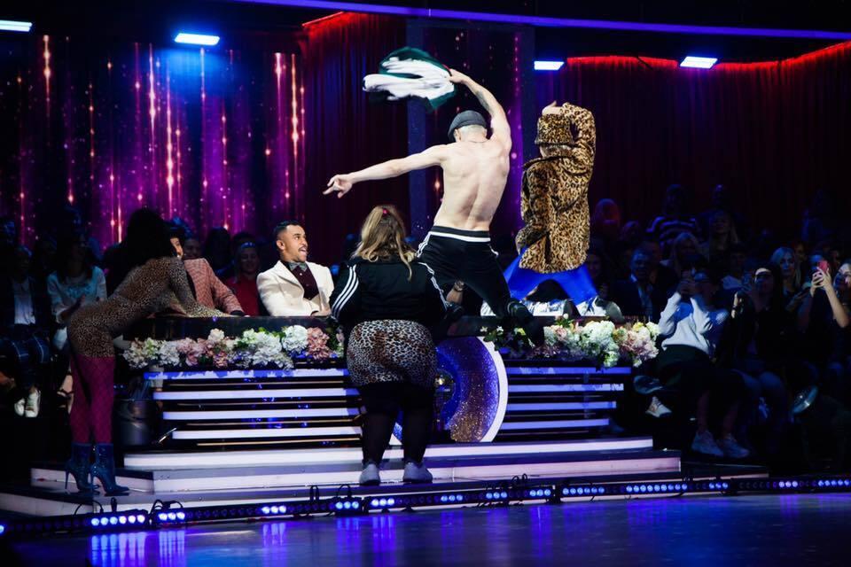 Танцы со звездами 2019: что Марув и Джей учудили на паркете, видео