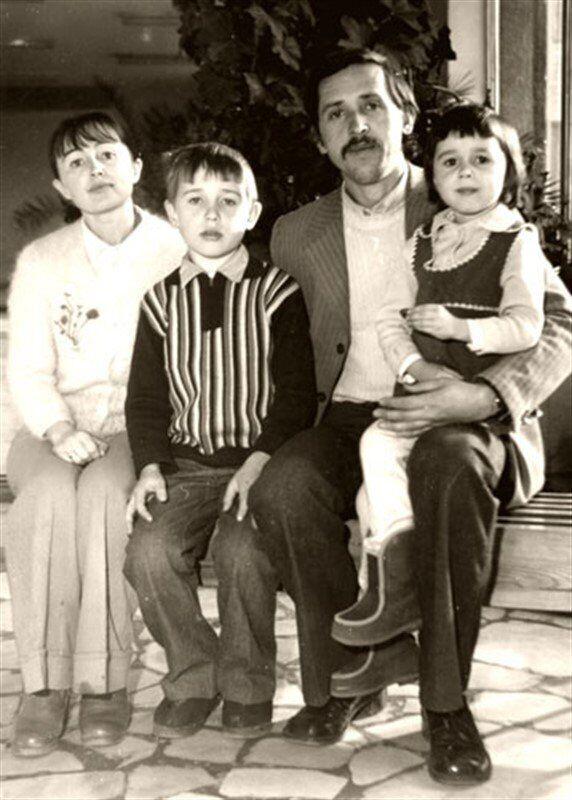 Сім'я Заворотнюк