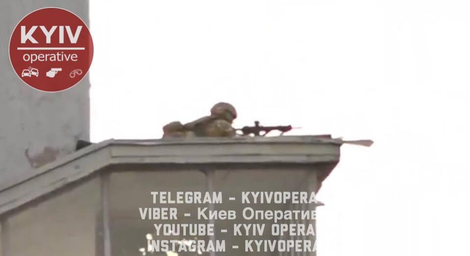 Хто такий Олексій Белько і чому через нього в центрі Києва працюють снайпери, фото
