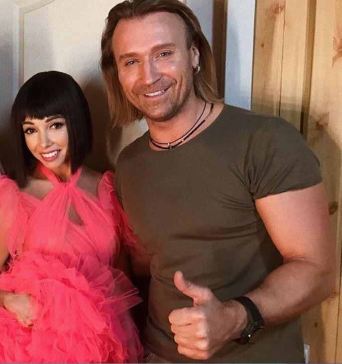 Олег Винник и Екатерина Кухар