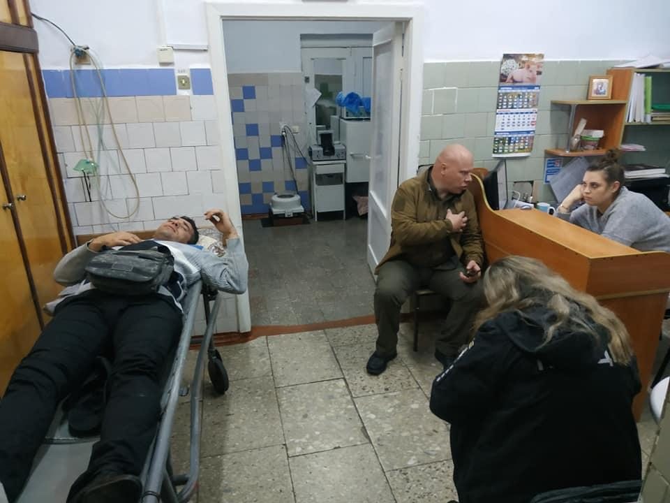 Хто такий Роман Чухалов і чому п'яний замовник Гандзюк Євген Ріщук побив його
