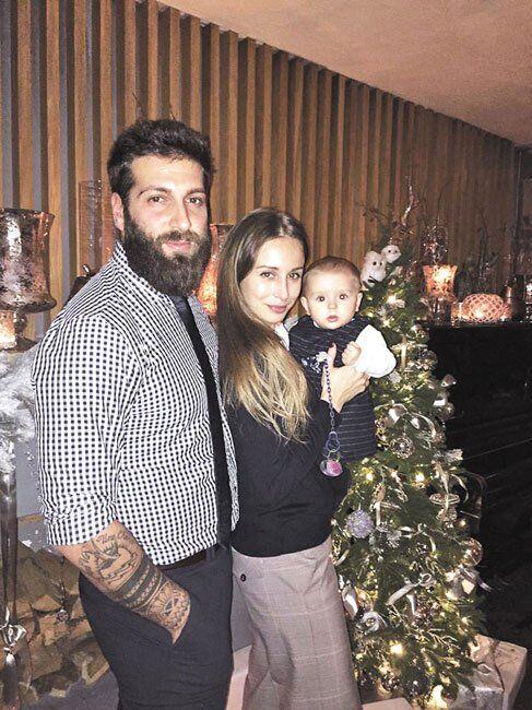 Хто такий Даніель Салем і хто його дружина, фото