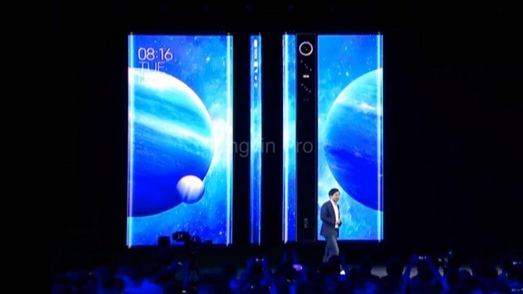 Mi Mix Alpha от Xiaomi: презентация, характеристики и цена