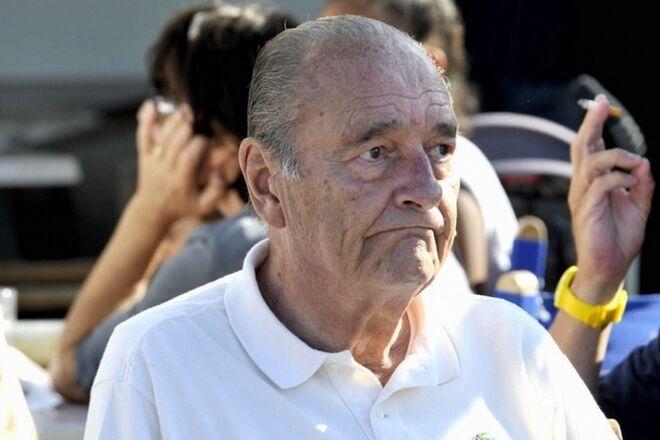 Жак Ширак умер, а его убийца завел Фейсбук