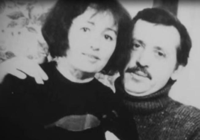 Валентина та Юрій Заворотнюк