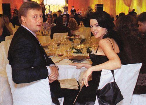 Дмитрий Стрюков и Анастасия Заворотнюк