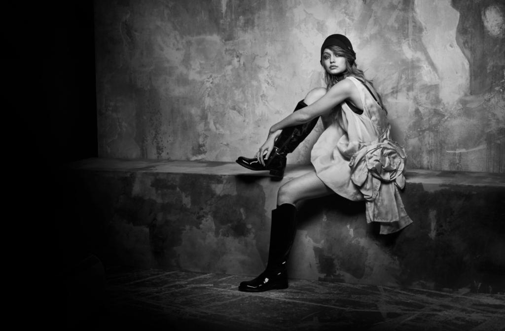 Фотограф Питер Линдберг умер: его лучшие фото